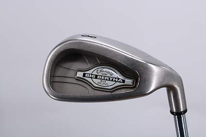 Callaway X-12 Single Iron 8 Iron Callaway Stock Steel Steel Uniflex Right Handed 36.5in