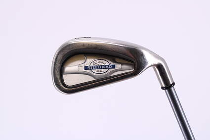 Callaway X-14 Single Iron 6 Iron Callaway Stock Graphite Graphite Firm Right Handed 37.5in