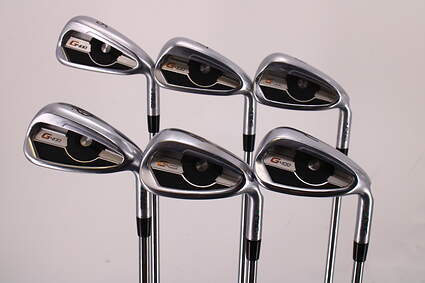 Ping G400 Iron Set 6-PW GW ALTA CB Steel Stiff Right Handed Green Dot 38.5in