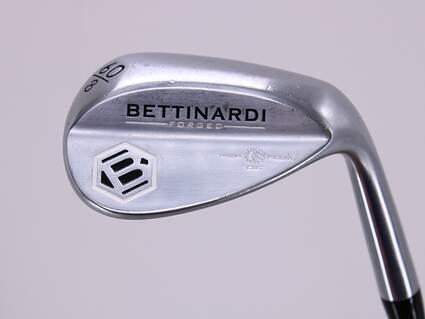 Bettinardi H2 Satin Nickel Wedge Lob LW 60° 8 Deg Bounce Nippon NS Pro Modus 3 Tour 105 Steel Regular Right Handed 35.0in