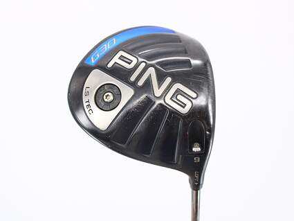 Ping G30 LS Tec Driver 9° Ping Tour 65 Graphite Regular Right Handed 45.25in