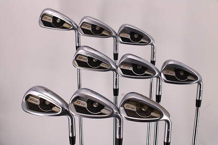 Ping G400 Iron Set 4-PW GW SW AWT 2.0 Steel Stiff Right Handed White Dot 39.0in