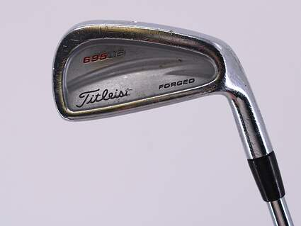 Titleist 695 CB Forged Single Iron 7 Iron True Temper AMT Red S300 Steel Stiff Right Handed 37.0in