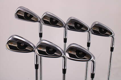 Ping G400 Iron Set 4-PW AWT 2.0 Steel Stiff Right Handed Black Dot 38.5in