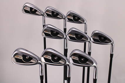 Ping G400 Iron Set 4-PW GW SW ALTA CB Graphite Regular Right Handed Red dot 38.75in