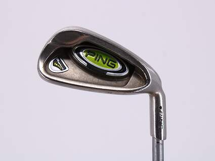 Ping Rapture Single Iron 6 Iron Ping TFC 909I Graphite Regular Right Handed Black Dot 37.5in