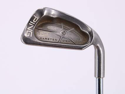 Ping ISI Single Iron 6 Iron Ping JZ Steel Regular Right Handed Black Dot 38.0in