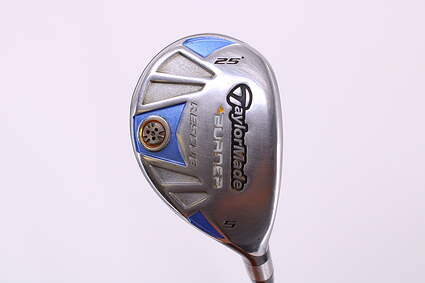 TaylorMade Burner Rescue Hybrid 5 Hybrid 25° TM Reax Superfast 50 Graphite Ladies Right Handed 38.5in