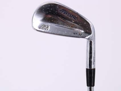 Mizuno MP 32 Single Iron 6 Iron True Temper Dynamic Gold S300 Steel Stiff Right Handed 38.25in