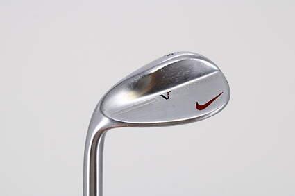 Nike VR X3X Wedge Sand SW 56° True Temper Dynamic Gold Steel Wedge Flex Left Handed 35.0in