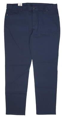 New Mens Johnnie-O Sawyer Pants 40 x32 Dusk MSRP $145 JMPA1330