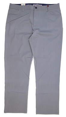 New Mens Johnnie-O Marin Pants 30 x32 Cloudbreak MSRP $99 JMPA1200