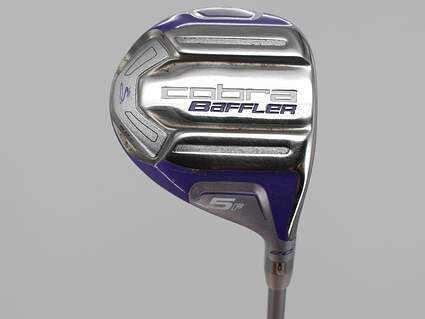Cobra Baffler XL Womens Fairway Wood 5 Wood 5W 20° Cobra Baffler XL Graphite Graphite Ladies Right Handed 41.5in