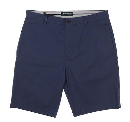 New Mens Rodd & Gunn Shorts 38 Navy Blue MSRP $128