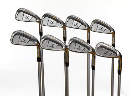 TaylorMade 360 XD Iron Set 3-PW UST Competition 75 Series Iron Graphite Stiff Right Handed 38.5in