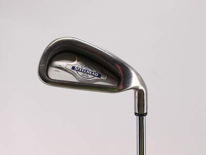 Callaway X-14 Single Iron 5 Iron Callaway Stock Steel Steel Uniflex Right Handed 38.0in