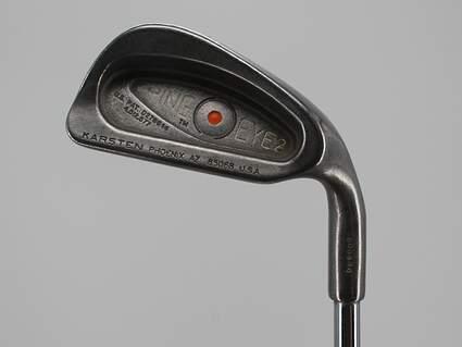 Ping Eye 2 Single Iron 3 Iron Ping ZZ Lite Steel Stiff Right Handed Orange Dot 39.0in
