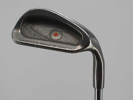 Ping Eye 2 Single Iron 8 Iron Ping ZZ Lite Steel Stiff Right Handed Orange Dot 36.25in