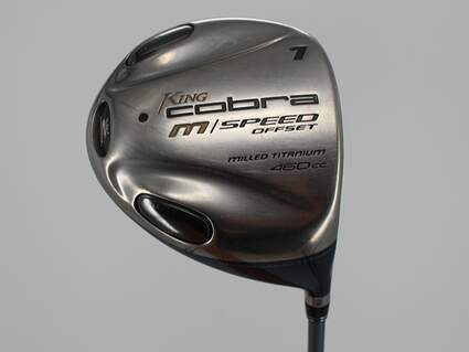 Cobra M Speed Offset Womens Driver Cobra Bassara M Speed Tuned Graphite Ladies Right Handed 44.25in
