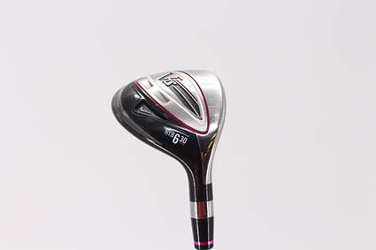 Nike Victory Red S Womens Hybrid 6 Hybrid 30° NIke Fubuki 49 x4ng Graphite Ladies Right Handed 36.25in