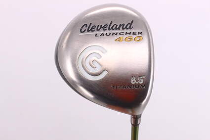 Cleveland Launcher 460 Driver 8.5° Aldila NV 65 Graphite Stiff Right Handed 45.25in