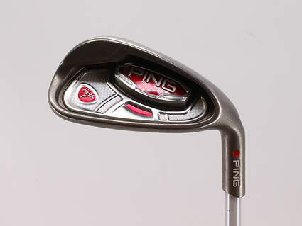 Ping Faith Single Iron Pitching Wedge PW Ping ULT 200 Ladies Graphite Ladies Right Handed Red dot 35.25in