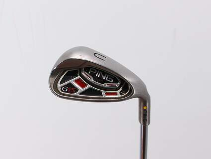 Ping G15 Wedge Gap GW Ping Z-Z65 with Cushin Insert Steel Stiff Right Handed Yellow Dot 35.75in