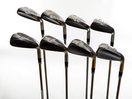 Cleveland Hibore XLI Iron Set 3-PW True Temper Steel Stiff Right Handed 38.0in