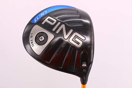 Ping G30 LS Tec Driver 9° UST Mamiya Axiv Core 69 Graphite Stiff Right Handed 45.0in