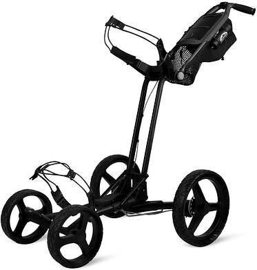 Brand New Sun Mountain Pathfinder 4 Push and Pull Cart Black (Ships Today, In Stock)!