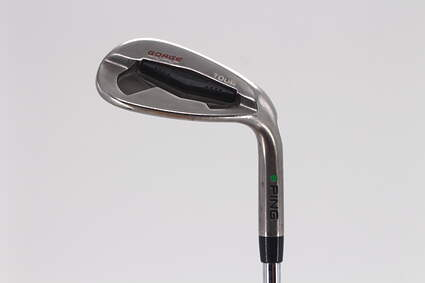 Ping Tour Gorge Wedge Sand SW 56° FST KBS Tour 120 Steel Wedge Flex Right Handed Green Dot 36.5in