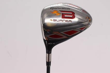 TaylorMade 2009 Burner Driver 10.5° TM Reax Superfast 49 Graphite Senior Left Handed 46.25in