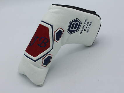Bettinardi Country Club Series Putter Headcover Red/White/Blue