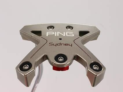 Ping Sydney Putter Steel Left Handed Black Dot 35.0in