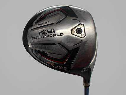 Honma TW737 460 Driver 9.5° Vizard 60 Graphite Stiff Right Handed 45.5in
