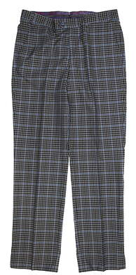New Mens G-Mac Trousers Size 34 Long Gray MSRP $135