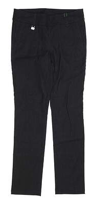New Womens Daily Sports Stretch Pants 8 Gray MSRP $110 563272