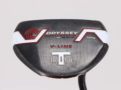 Odyssey Works Big T V-Line Putter Graphite Right Handed 35.0in