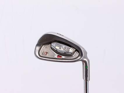 Ping i15 Single Iron 8 Iron Ping AWT Steel Stiff Right Handed Green Dot 37.0in