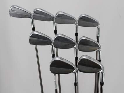 Ping i500 Iron Set 3-PW GW UST Mamiya Recoil 780 ES Graphite Regular Right Handed Black Dot 39.0in