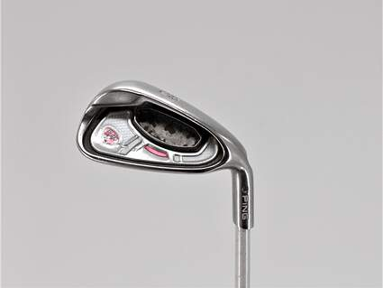 Ping Faith Single Iron 8 Iron Ping ULT 200 Ladies Graphite Ladies Right Handed Black Dot 36.0in