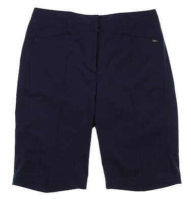 """New Womens Tail 21"""" Outseam Shorts 4 Navy Blue MSRP $80 GX4356"""