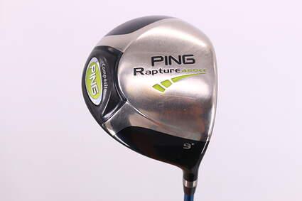 Ping Rapture Driver 9° Aldila VS Proto 65 Graphite Stiff Right Handed 45.75in
