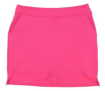 New Womens Greg Norman Golf Skort Large L Pink MSRP $70 G2S8H491