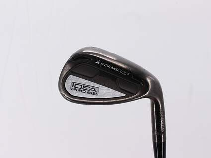 Adams Idea Pro A12 Wedge Sand SW FST KBS Tour Steel Stiff Right Handed 35.5in