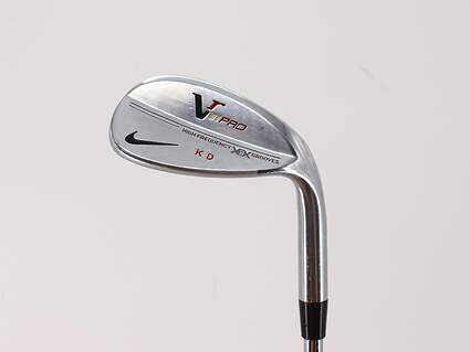 Nike Victory Red Pro Forged DS Wedge Gap GW 52° 10 Deg Bounce Stock Steel Shaft Steel Wedge Flex Right Handed 36.0in