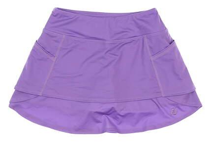 New Womens Footjoy Golf Skort X-Small XS Purple MSRP $75