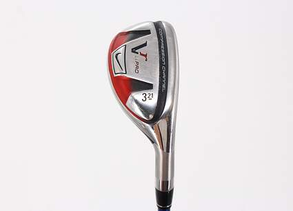 Nike Victory Red Pro Hybrid 3 Hybrid 21° Project X 6.0 Graphite Graphite Uniflex Right Handed 40.5in