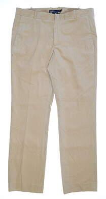 New Womens Ralph Lauren Corduroy Pants 12 Khaki MSRP $145