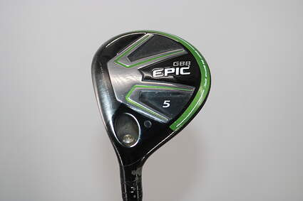 Callaway GBB Epic Fairway Wood 5 Wood 5W 18° Diamana S+ 70 Limited Edition Graphite Stiff Left Handed 43.0in